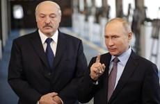 Tổng thống Nga cam kết hỗ trợ Belarus đảm bảo về an ninh