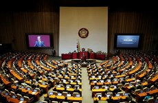 Hàn Quốc: Tỷ lệ ủng hộ đảng đối lập đã vượt đảng cầm quyền