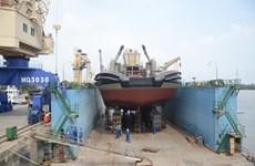 Công ty Đóng tàu Hyundai Việt Nam xuất khẩu sản phẩm tới 16 quốc gia