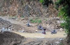 Thái Nguyên: Mưa lớn gây nhiều thiệt hại, 1 người chết do nước cuốn