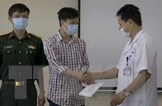 Hòa Bình: Bệnh nhân COVID-19 thứ 6 được công bố điều trị khỏi bệnh
