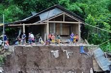 Điện Biên: Khẩn trương khắc phục hậu quả trận lũ quét tại huyện Nậm Pồ