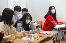 Bất chấp lệnh cấm, một trường ở Đồng Nai vẫn tập trung 800 học sinh