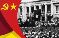 [Infographics] Cách mạng Tháng Tám 1945: Mở kỷ nguyên mới cho đất nước