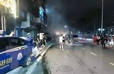 Hải Phòng: Tai nạn giao thông liên hoàn, hai người thương vong