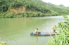 Tìm thấy thi thể 2 nạn nhân còn lại trong vụ lật ghe trên sông Ba Lai