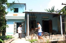 Quảng Bình: Hỗ trợ hộ nghèo xây dựng nhà ở phòng, tránh trú bão