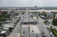 Giao thông thông thoáng khi tạm dừng Trạm thu phí cầu Đồng Nai