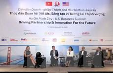 Diễn đàn Doanh nghiệp TP.HCM-Hoa Kỳ: Thúc đẩy quan hệ đối tác