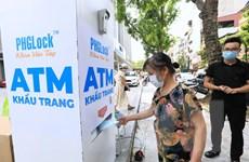 Tặng hàng trăm nghìn khẩu trang y tế cho Hà Nội, Đà Nẵng, Quảng Nam