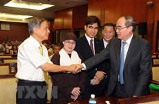 Thành phố Hồ Chí Minh gặp mặt đại diện kiều bào nhân dịp Quốc khánh