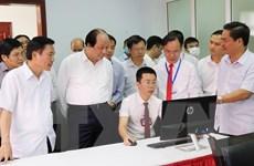 Tổ công tác của Thủ tướng làm việc ở Thái Nguyên về Chính phủ điện tử