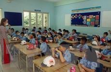 Hơn 1 triệu học sinh Thành phố Hồ Chí Minh phấn khởi tựu trường