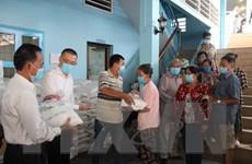 Hỗ trợ khẩn cấp đợt 4 cho người gốc Việt ở Campuchia gặp khó do dịch