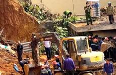 Phú Thọ: Khởi tố vụ tai nạn sập taluy làm 4 người thiệt mạng