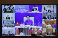 [Photo] AIPA 41 góp phần khẳng định vị thế mới cho Quốc hội Việt Nam