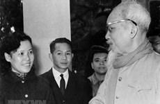 75 năm TTXVN: Những bản tin in đậm dấu ấn Chủ tịch Hồ Chí Minh