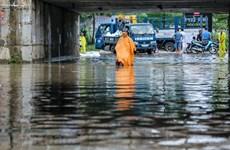 Hà Nội: 8 tỷ đồng cải tạo hầm chui trên đường gom Đại lộ Thăng Long
