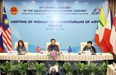 Hợp tác nghị viện ASEAN, thúc đẩy cơ hội việc làm cho lao động nữ