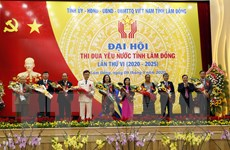Lâm Đồng phấn đấu trở thành tỉnh phát triển khá của cả nước