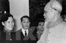 [Photo] Chủ tịch Hồ Chí Minh luôn dành sự quan tâm đặc biệt cho TTXVN