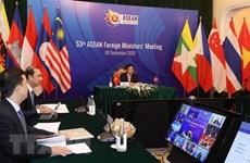 EU đánh giá cao thành công của hội nghị AMM 53 do Việt Nam tổ chức