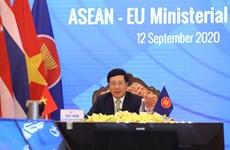 Campuchia ủng hộ nâng quan hệ ASEAN-EU lên tầm đối tác chiến lược