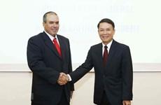 Thông tấn xã Việt Nam và Prensa Latina: Tuy xa mà thật gần