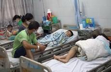 TP.HCM: 98 học sinh có biểu hiện nghi ngộ độc thực phẩm