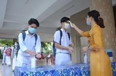 Đà Nẵng đảm bảo an toàn cho học sinh trong ngày đầu đi học lại