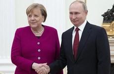 Mối quan hệ trắc trở giữa Thủ tướng Merkel và Tổng thống Putin