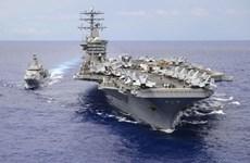 Mỹ điều tàu sân bay tới vùng Vịnh giữa lúc căng thẳng với Iran