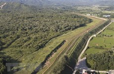 Hàn Quốc mở lại đường mòn du lịch trong Khu phi quân sự DMZ