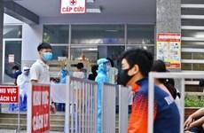 Bệnh nhân số 972 ở Hải Dương tái dương tính với SARS-CoV-2