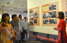 Trưng bày tư liệu quý về cuộc đời, sự nghiệp của Chủ tịch Hồ Chí Minh