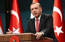 Chính sách đối ngoại theo chiều hướng quân sự hóa của Thổ Nhĩ Kỳ