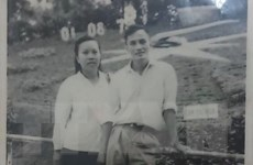 Câu chuyện cảm động của vợ chồng nhà báo-chiến sỹ TTXVN