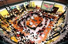 Thanh khoản thị trường chứng khoán tăng vọt, đạt gần 11.000 tỷ đồng