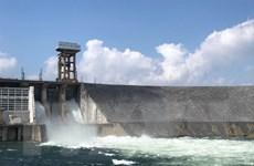 Yên Bái: Thủy điện Thác Bà mở thêm một cửa xả tăng lưu lượng xả lũ