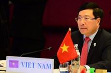 Việt Nam ủng hộ tất cả nỗ lực giải trừ, không phổ biến vũ khí hạt nhân