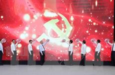 """Khai trương Trang tin điện tử """"Đảng Cộng sản Việt Nam- Đại hội XIII"""""""