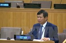 Việt Nam kêu gọi quốc tế thúc đẩy phổ cập vắcxin chống dịch COVID-19