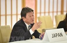 Nhật Bản tăng cường quan hệ hợp tác với Australia và Ấn Độ