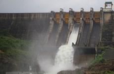Thừa Thiên-Huế: Hồ thủy điện A Lưới điều tiết nước về hạ du