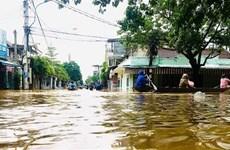 TT-Huế: Tạm lùi tổ chức Đại hội Đảng bộ tỉnh, khắc phục hậu quả mưa lũ