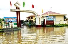 Quảng Bình: Mưa lũ khiến hơn 62.000 học sinh chưa thể đến trường