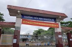 Đắk Lắk xử lý nghiêm giáo viên đánh học sinh trong giờ học