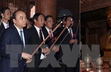 [Photo] Thủ tướng dự Đại hội Đảng bộ thành phố Hải Phòng lần thứ XVI