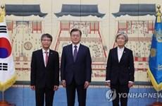 Tổng thống Hàn Quốc cám ơn sự ủng hộ của Việt Nam trên nhiều lĩnh vực