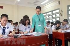Đào tạo nhân lực trình độ quốc tế: Đổi mới giáo dục phổ thông